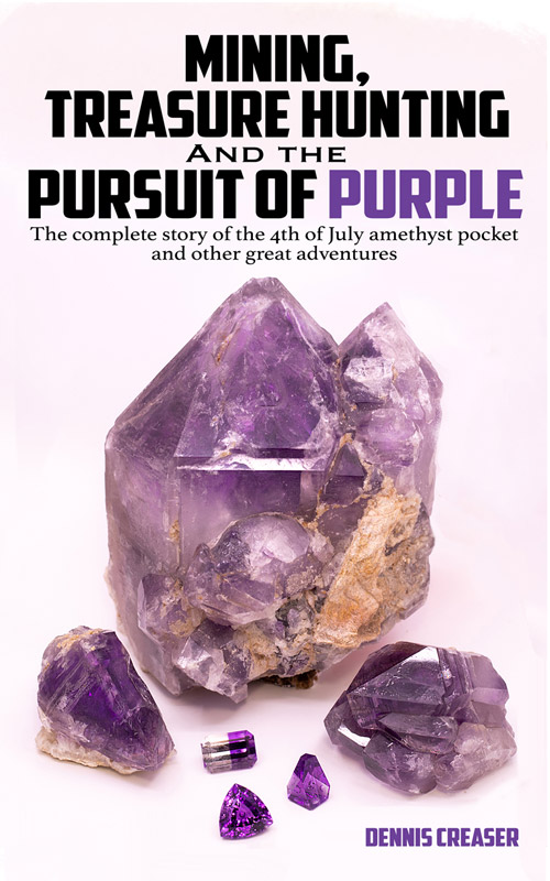 Mining, Treasure Hunting and the Pursuit of Purple